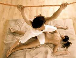 Rope Massage