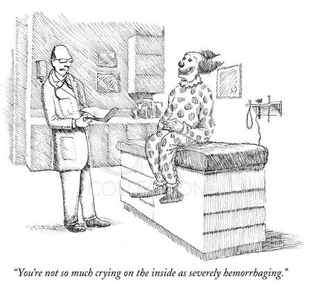 Clown Humor