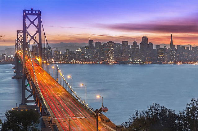 bay-bridge-and-san-francisco-skyline-at-