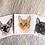 "Thumbnail: 6x6"" Custom Watercolor Pet Portrait"
