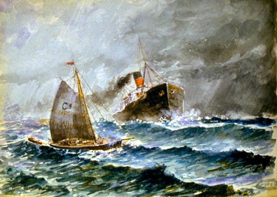 Sail Steam