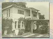 Concrete House with carport