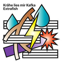 Krähe Lies mir Kafka - Extrafish