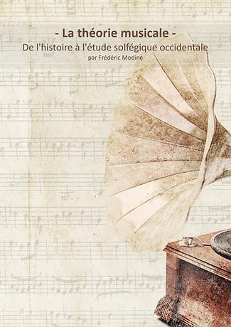 La théorie musicale (couverture)