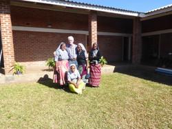 Schwestern in Malambo