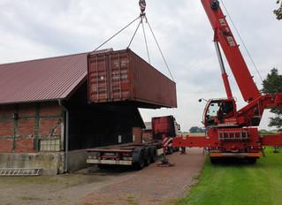 Vorankündigung Container 2021