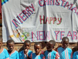 Weihnachtsgrüße aus Malawi