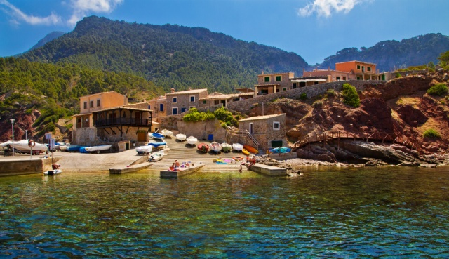 Port de Valldemossa 300 € (12 pax)