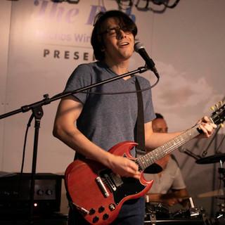 Serious Guitar Face