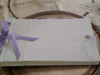 Wedding Wish Guest Book