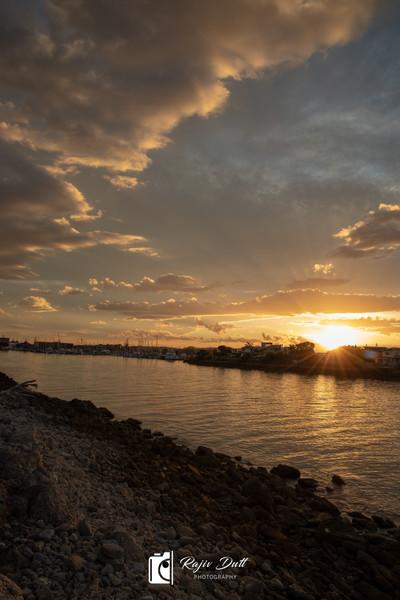 Napier Sunset Photography
