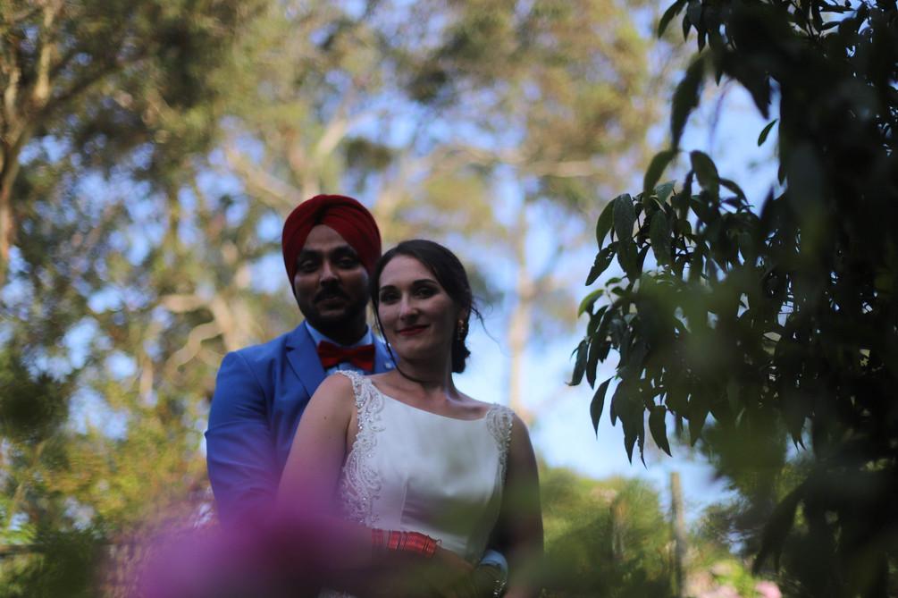 kiwi wedding