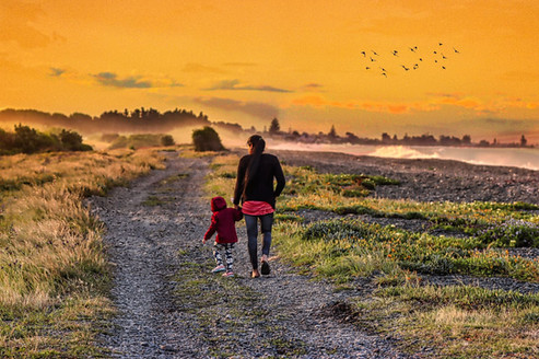 Te awanga  mum daughter photography