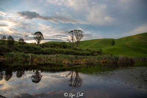Peka Peka Reflections in Photography