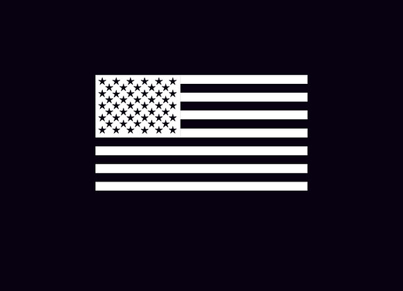 American Flag Title Sponsor