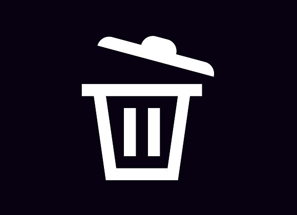 Trash Containers Title Sponsor