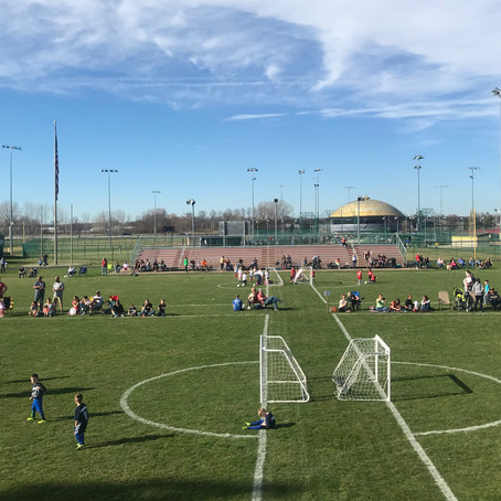 Spring Soccer Announcement