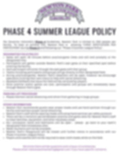 Phase 4 Summer League Policy.jpg