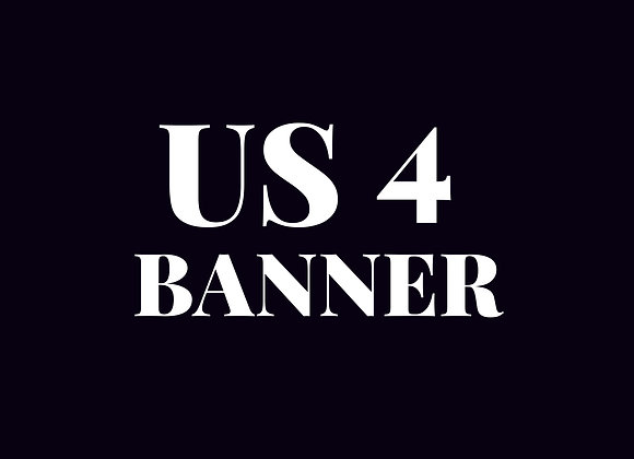 Banner - US 4