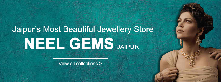 neel gems jaipur jewellery collection cover design