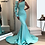Thumbnail: Mint Green Sexy Celebrity Dress