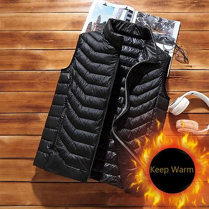 Bodywarmer in trendy kleuren