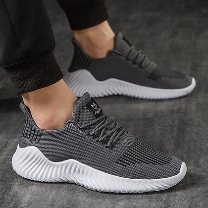 Trendy Lace-Up sneakers