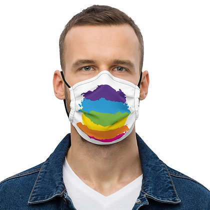 Rainbow wash