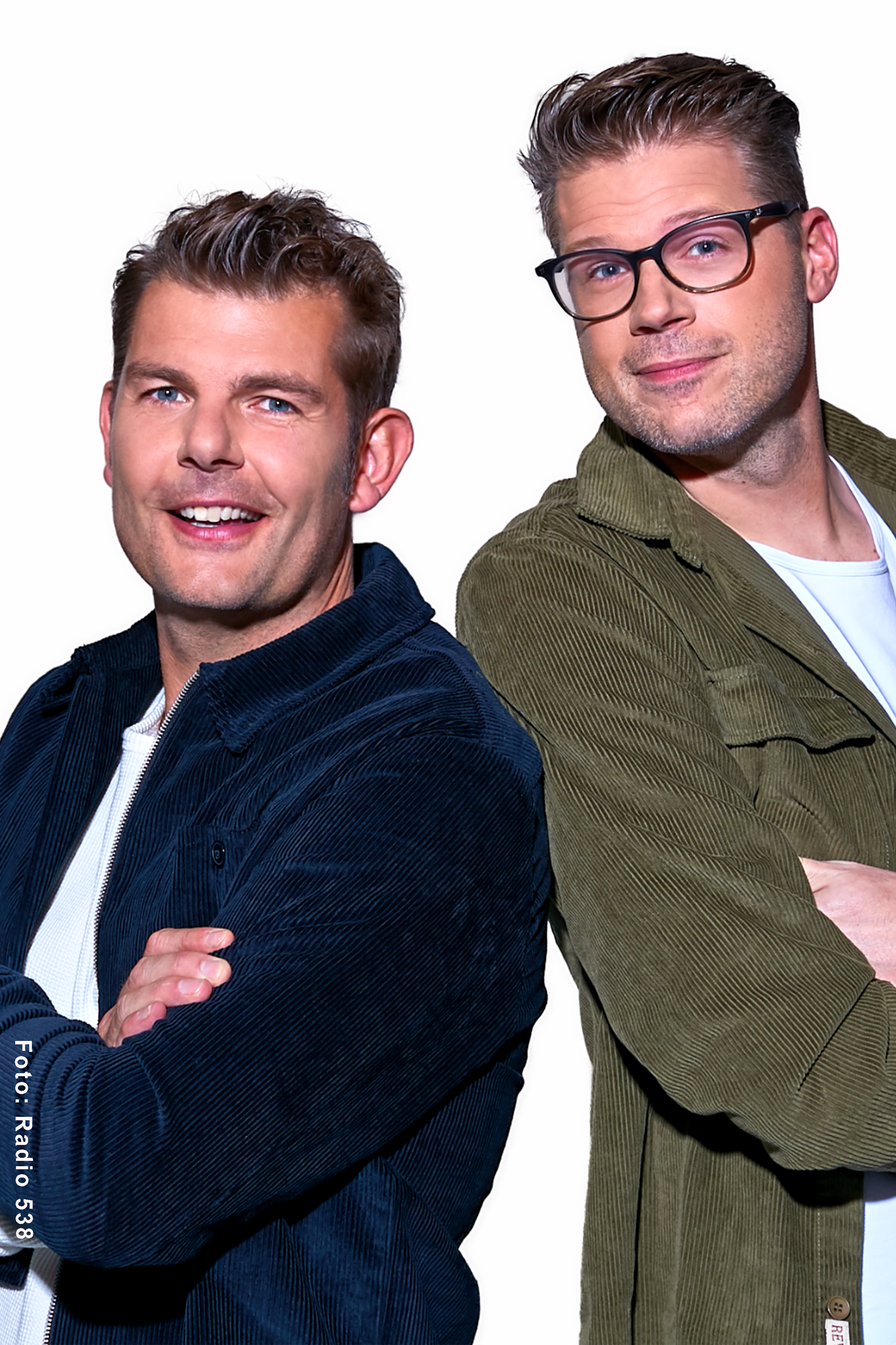 Coen en Sander