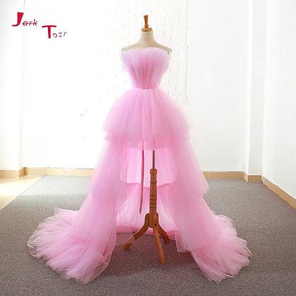 Jark Tozr High-Low Prom Dress