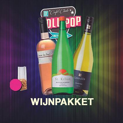 Wijn pakket
