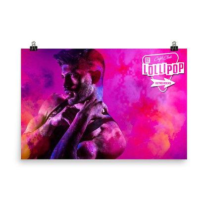 Pink Lollipop poster