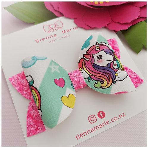 SUPER SALE - Fluro unicorn