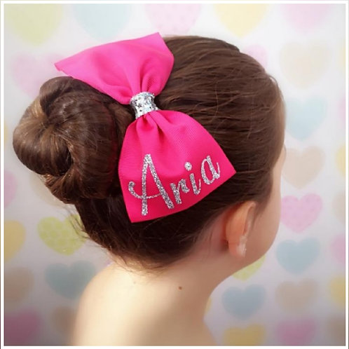 Personalised XL Bow