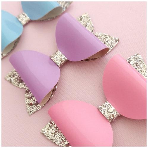 Pastel Gloss Bow
