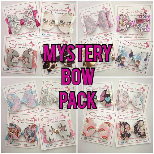 MYSTERY BOW PACK $20 value