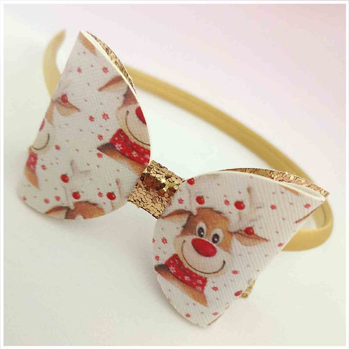 Cute Reindeer Aliceband