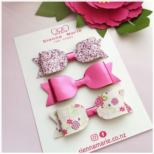 Pink Bow Pack