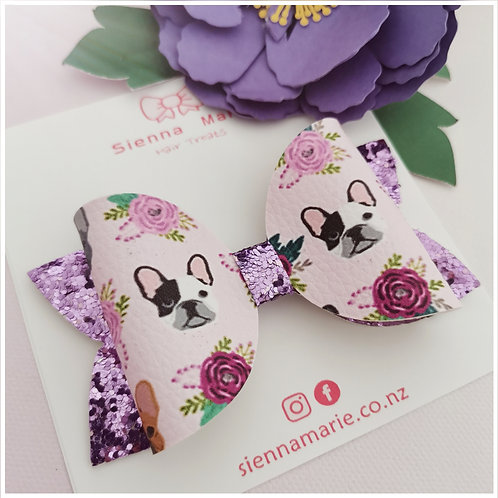 SUPER SALE - Frenchie bow