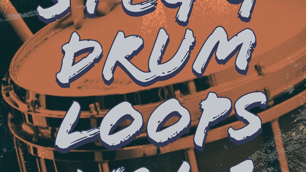 Steg G - drumloops vol 1