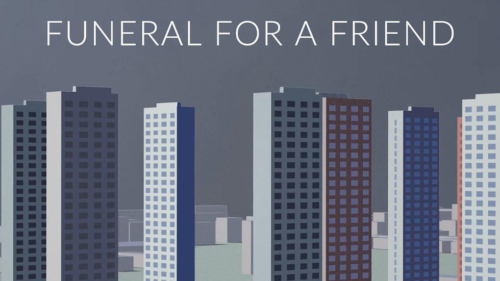 Steg G - Funeral For A Friend - ft  Solareye, Freestyle Master, Empress, CCTV)