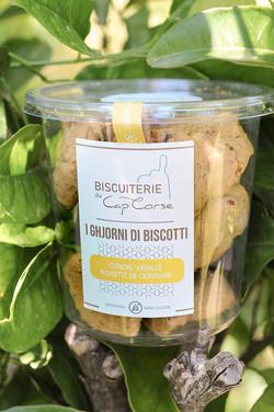 Citron Vanille Noisette de Cervione