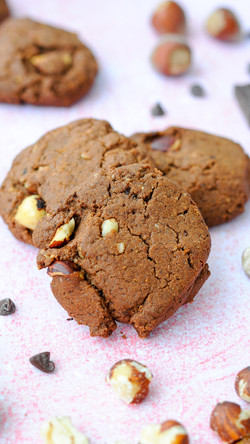 Cookies Choco Nuciola