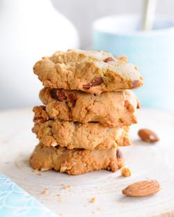 Cookies Orange Châtaigne Grand Marnier