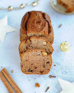 Cake pain d'épices Gourmand