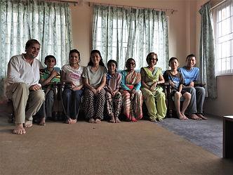 New Mitrata home children.JPG