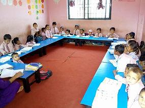 Sano Sansar Kindergarten classroom.jpg