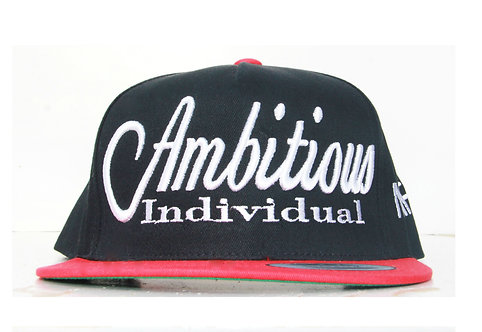 Ai Snapback Blk/Red