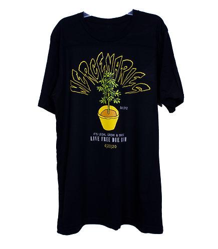 Grow & Smoke tshirt