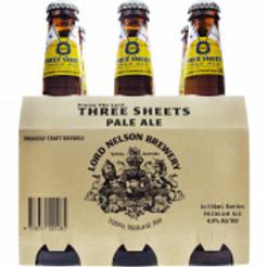 スリーシーツペールエール(6本入)/Three Sheets Pale Ale(6Bottle)